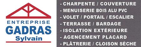 Menuiserie Barbézieux Gadras